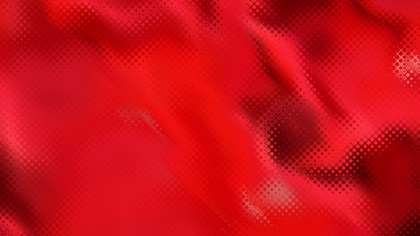 Abstract Bright Red Background Design