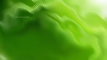 Green Background Design