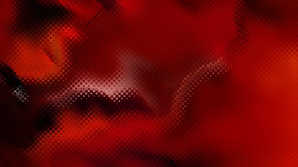 Abstract Red and Black Background Image