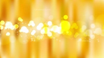 Abstract Orange Blur Lights Background Illustrator