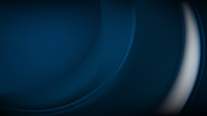 Glowing Abstract Black and Blue Wave Background