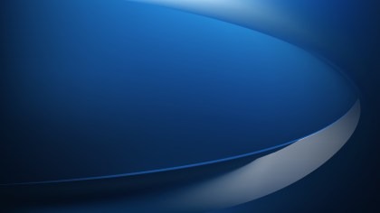 Glowing Abstract Black and Blue Wave Background Design