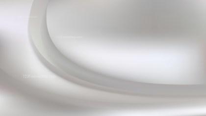 Glowing Grey Wave Background Design