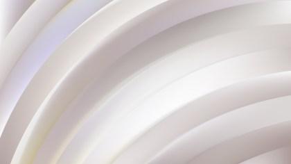 Light Color Curved Stripes Vector Art