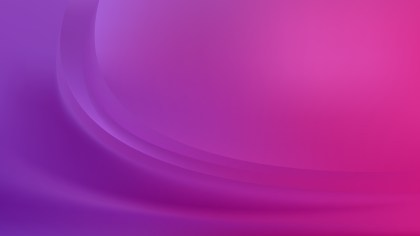 Pink and Purple Wave Background Vector Image