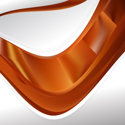 Abstract Copper Color Background Design Template Illustrator