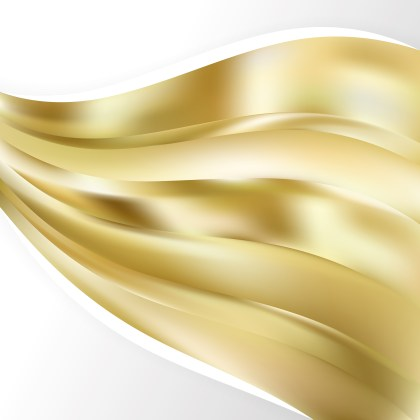 Gold Background Design Template