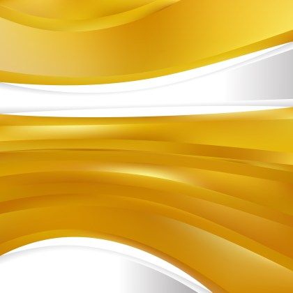 Abstract Gold Background Design Template Vector Illustration
