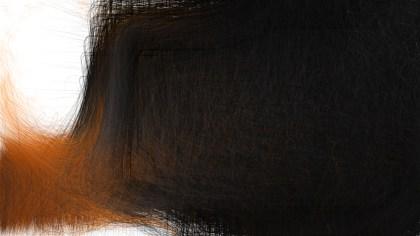 Orange Black and White Textured Background