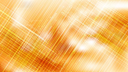 Orange and White Intersecting Shiny Lines Background