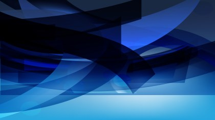 Black and Blue Background Graphic