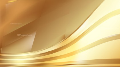 Abstract Gold Graphic Background