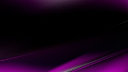 Abstract Purple and Black Graphic Background