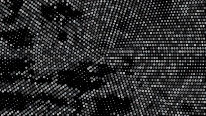 Black Dots Background Vector Art