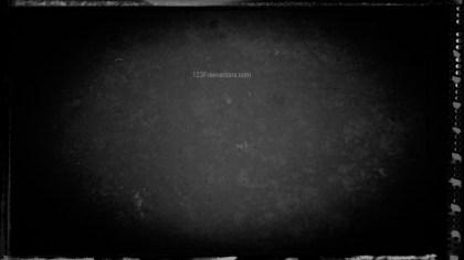 Black Grunge Background Image