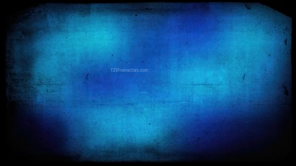Black and Blue Grungy Background