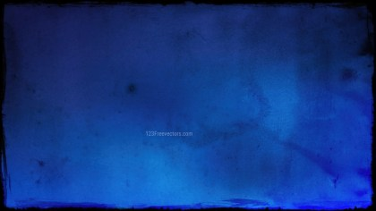 Black and Blue Grunge Background Texture Image