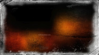 Black and Brown Grunge Background Image