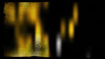 Black and Yellow Background Texture