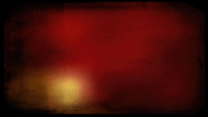 Black Red and Gold Grunge Background Image