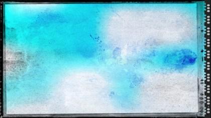 Blue and White Grunge Background Image