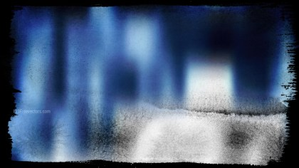 Blue Black and White Textured Background