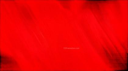 Bright Red Grunge Background