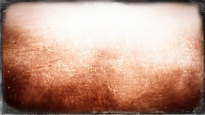 Brown and White Grunge Background