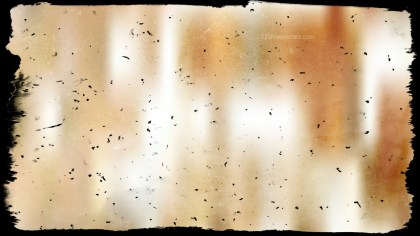 Brown and White Grungy Background Image