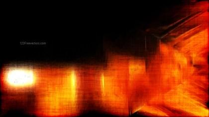 Cool Orange Textured Background Image