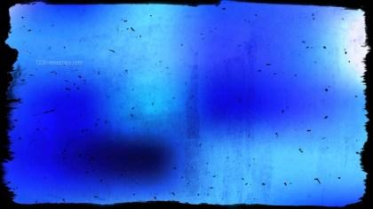 Dark Blue Dirty Grunge Texture Background