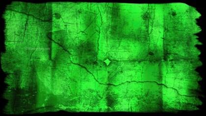 Dark Green Grungy Background Image