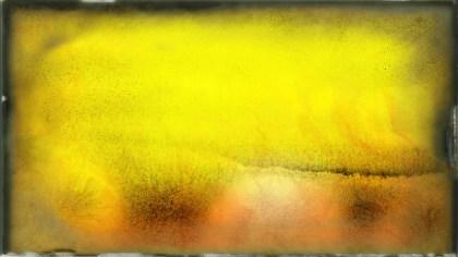 Orange and Yellow Background Texture Image