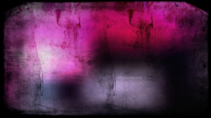 Pink and Black Grungy Background Image