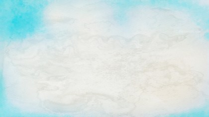 Beige and Turquoise Watercolor Background Texture Image