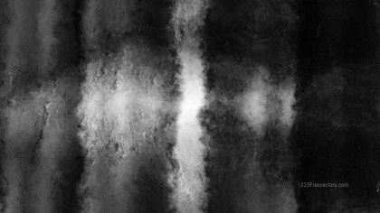Black and Grey Watercolor Texture Background Image
