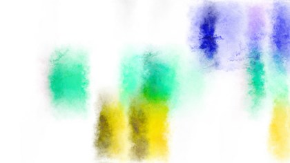 Colorful Distressed Watercolor Background Image