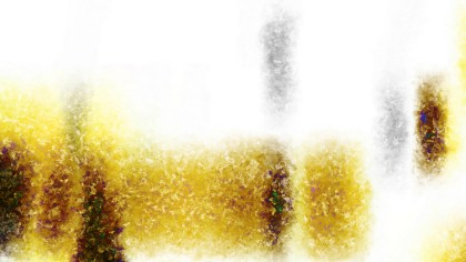 White and Gold Grunge Watercolor Texture Image