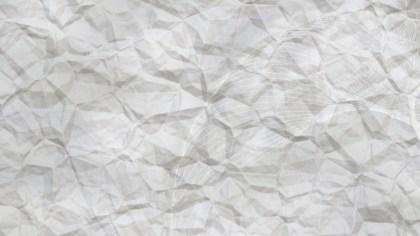 Light Grey Wrinkled Paper Background