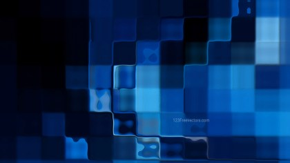 Abstract Black and Blue Background Image