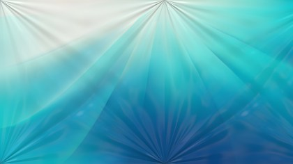 Shiny Blue Abstract Background Design