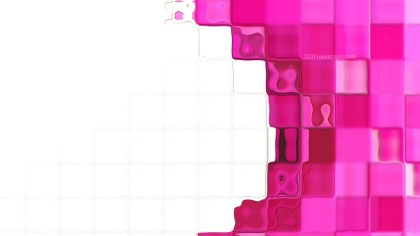 Pink and White Background Image