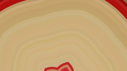 Abstract Beige and Red Background Vector Illustration