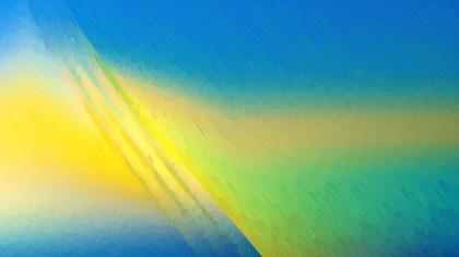 Blue and Yellow Abstract Texture Background Design