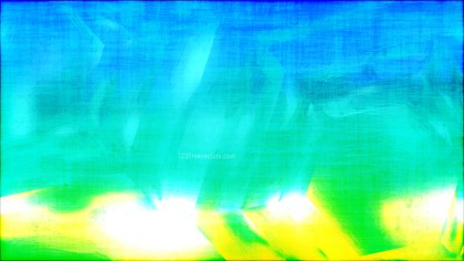Abstract Blue Green and Yellow Texture Background Design
