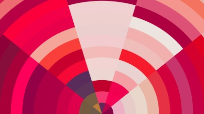 Abstract Pink Graphic Background Illustration