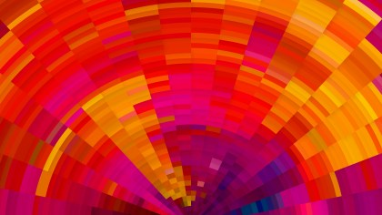 Abstract Red and Orange Background Image