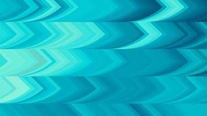Abstract Turquoise Background Vector Illustration