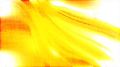 Yellow and White Abstract Texture Background