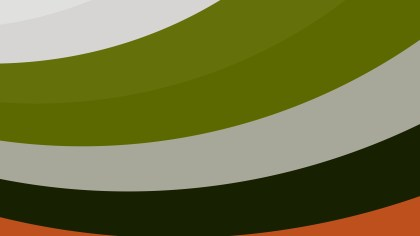 Black Red and Green Curved Stripes Background Image